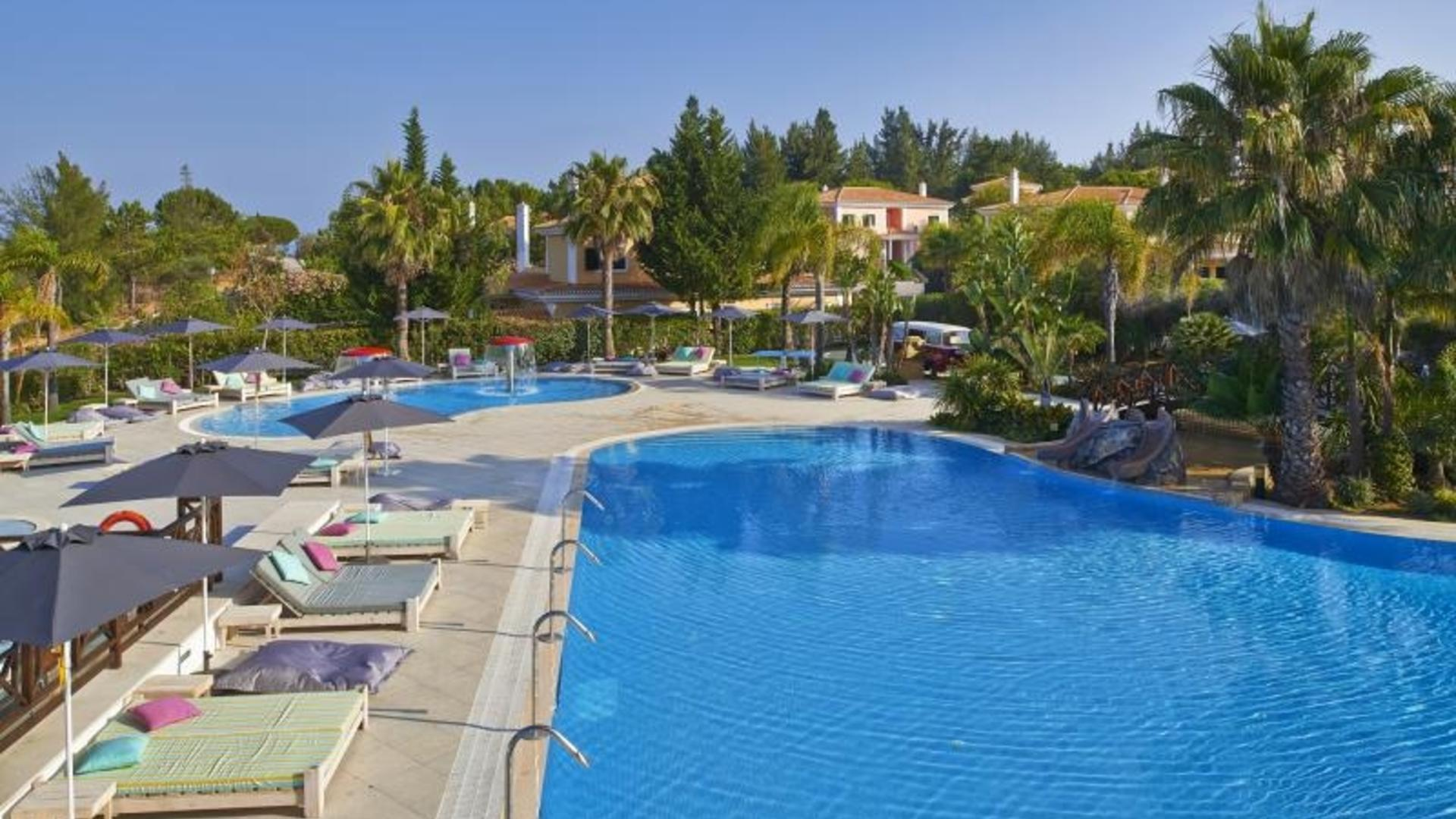 child friendly holiday resort in the Algarve Portugal - MAQU