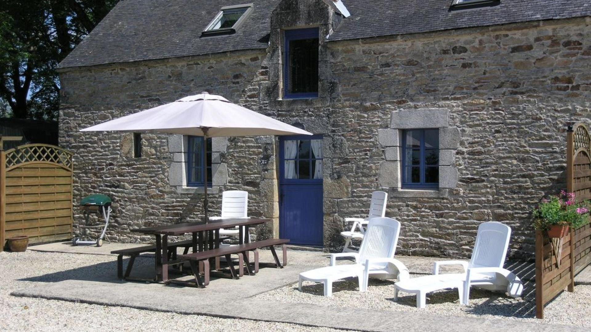 3 Bedroom Gite complex in Brittany, France