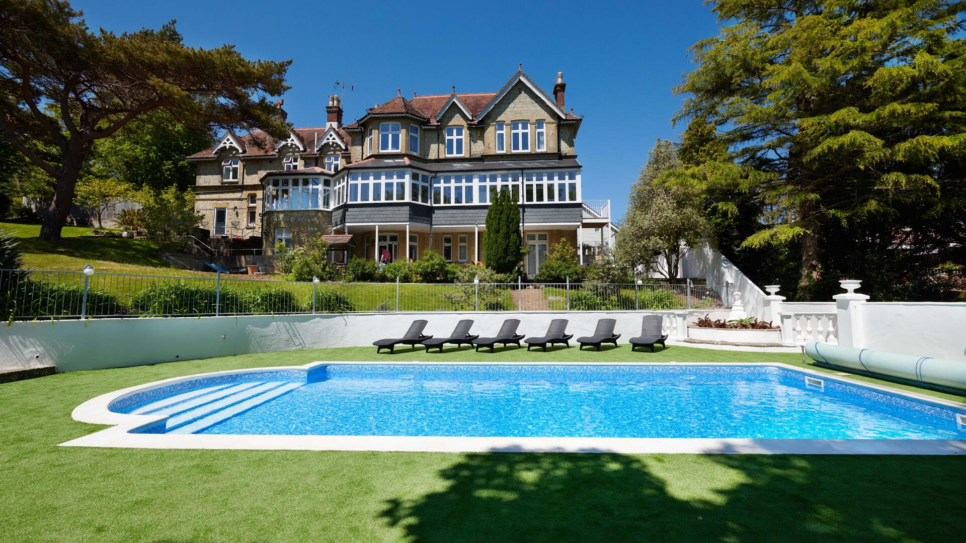 Child friendly holiday apartments, Shanklin Isle of Wight - DBLC