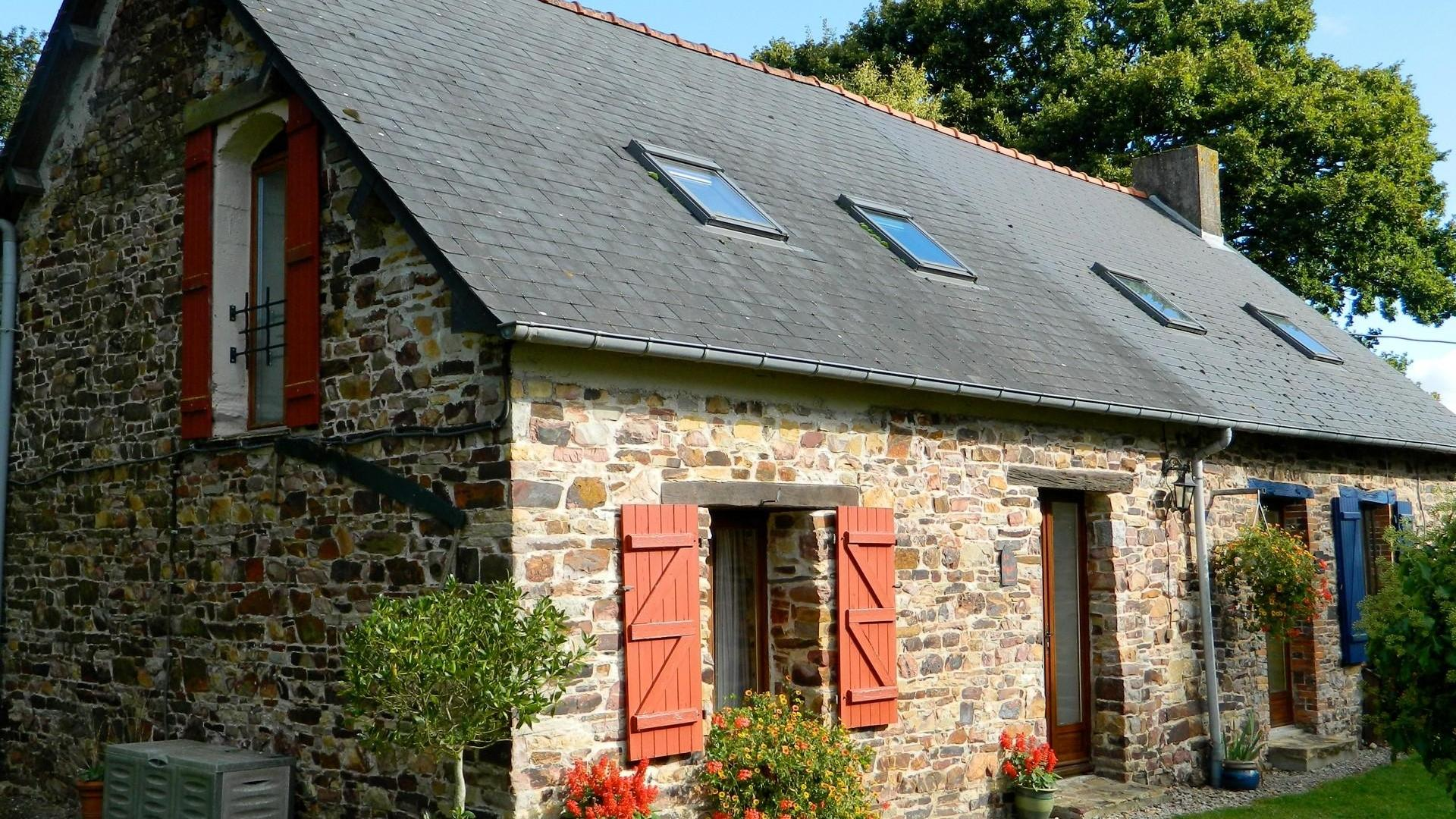 3 bed child-friendly holiday cottage in southern Brittany – SJLN