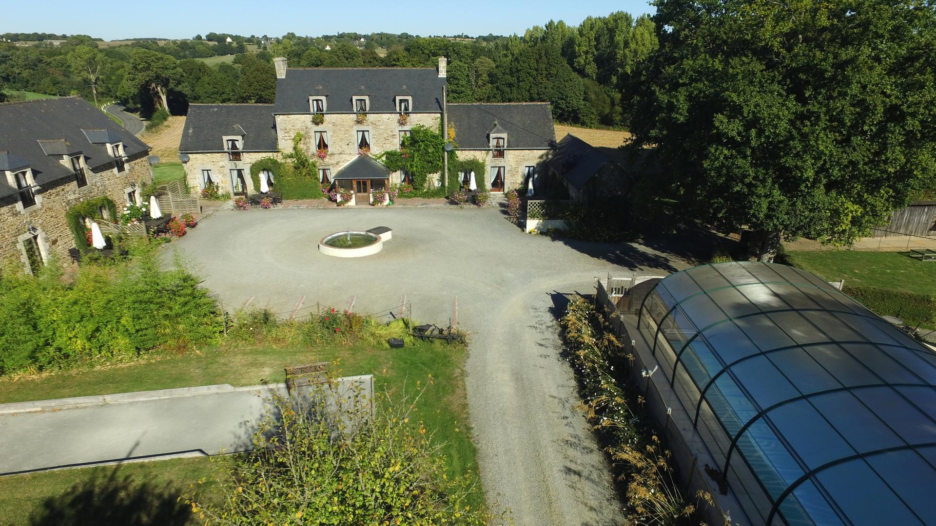 Baby friendly holiday cottage in Brittany - CHPM