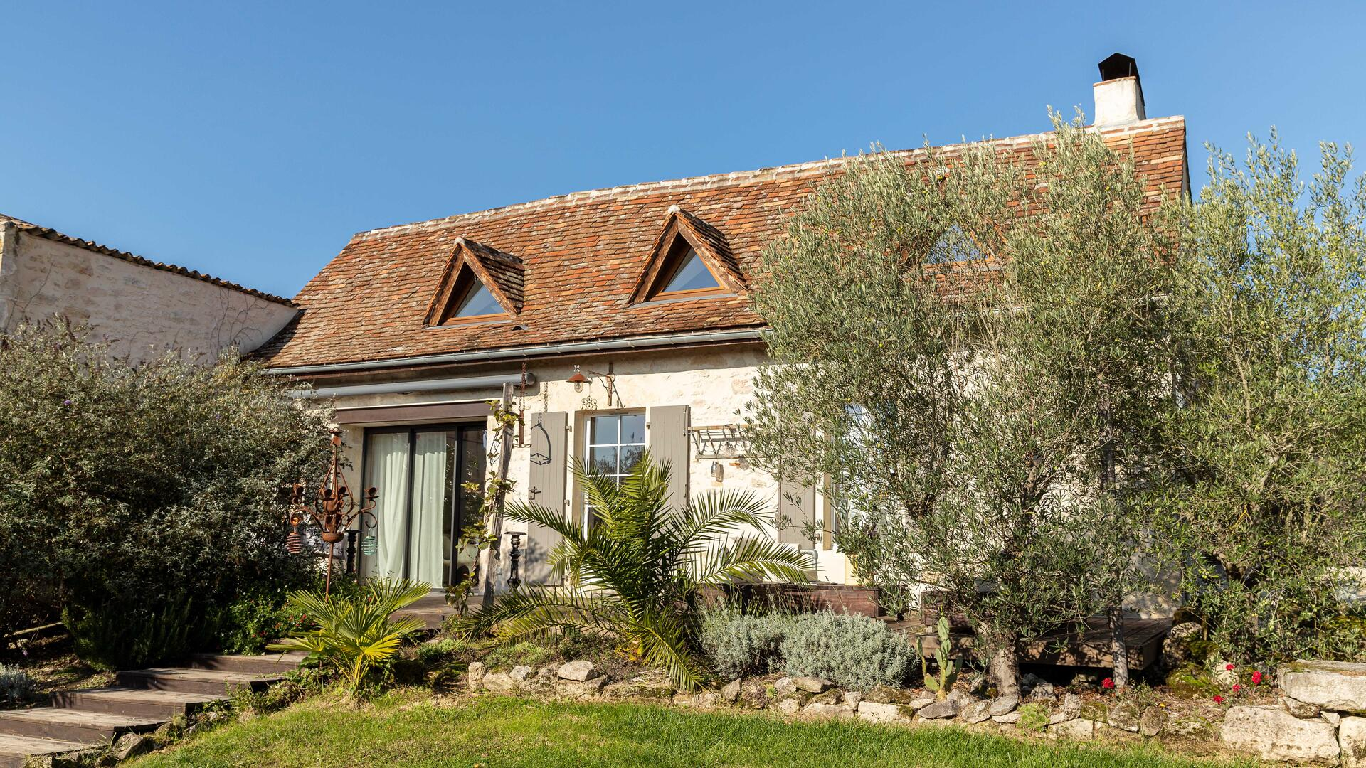 Private child-friendly holiday home in Dordgone, France