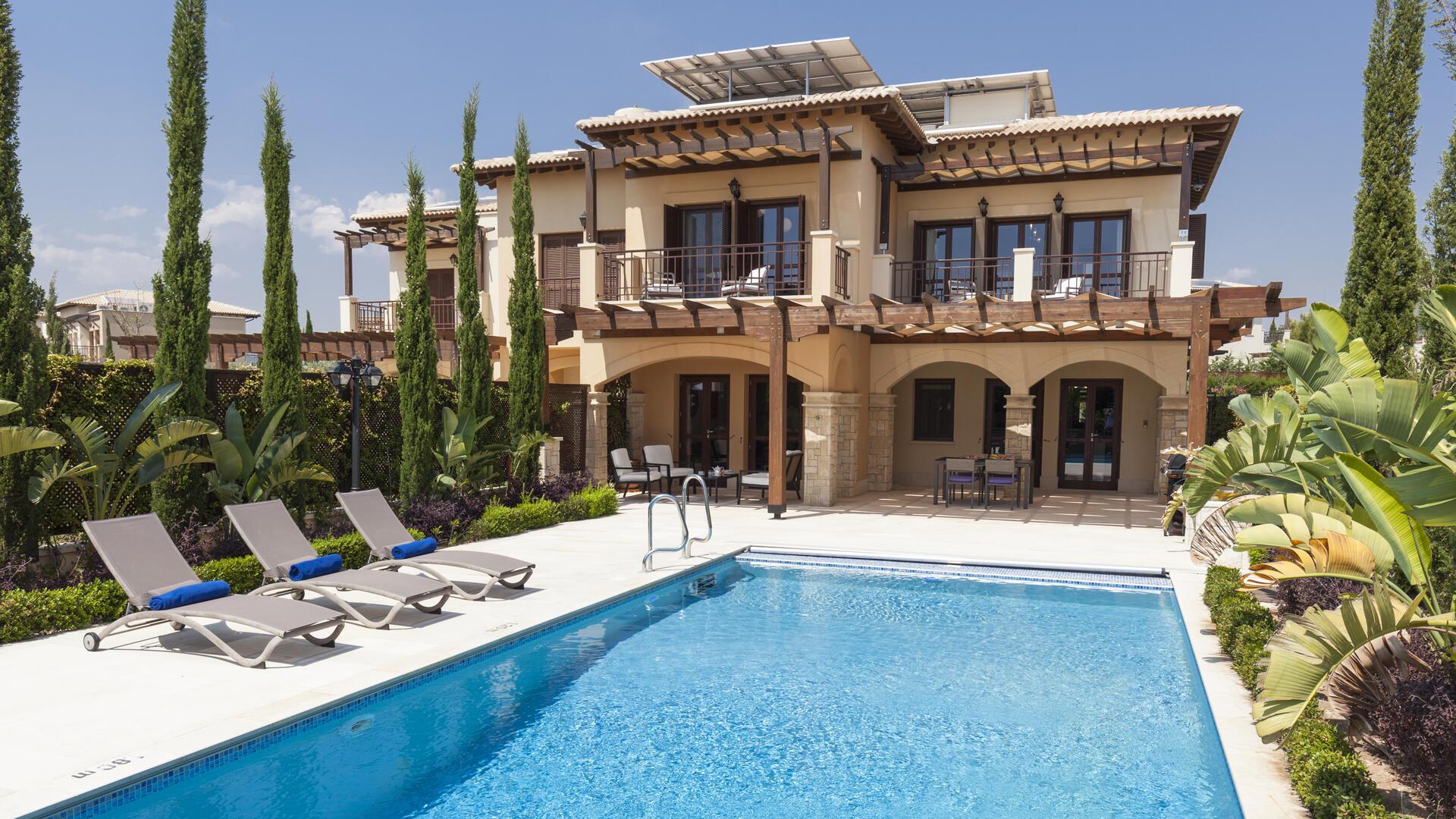 2 Bedroom Villa in  Cyprus