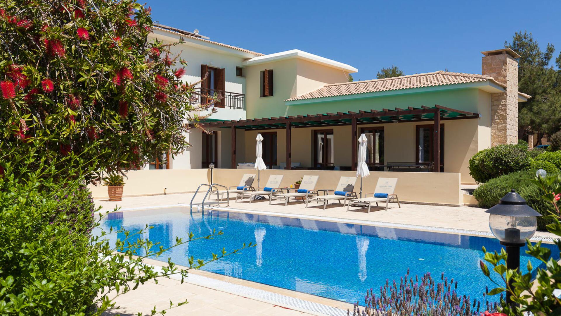 5 Bedroom Villa in  Cyprus