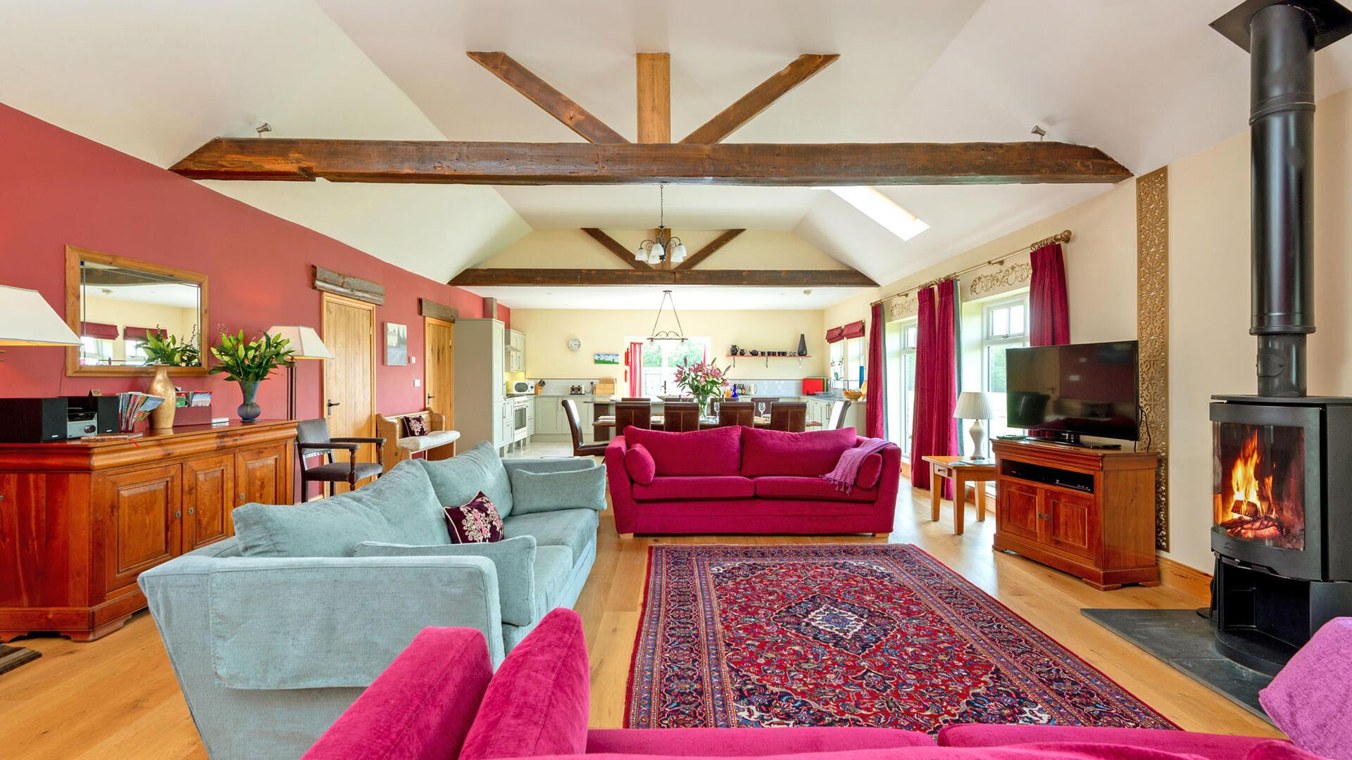 4 Bedroom Cottage/shared grounds in Yorkshire, United Kingdom