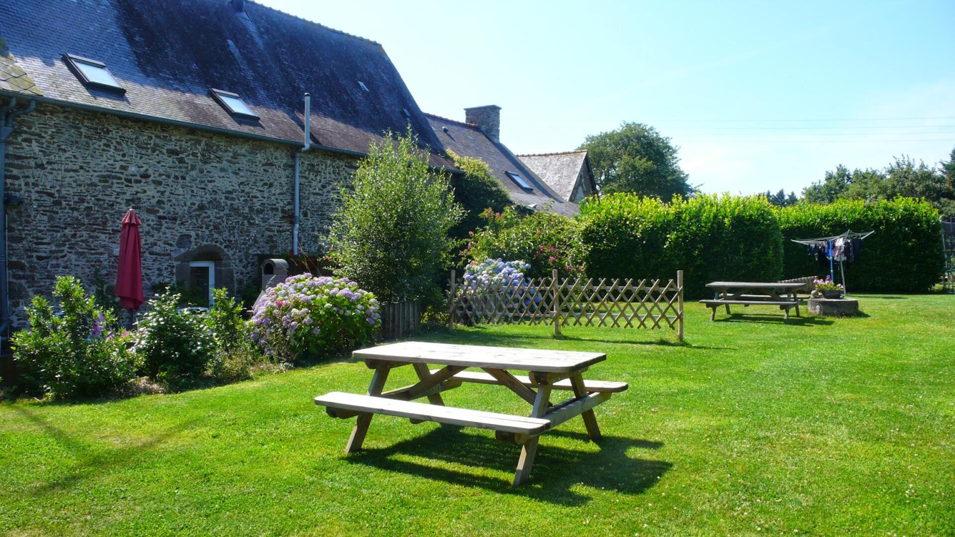2 Bedroom Gite complex in Brittany, France