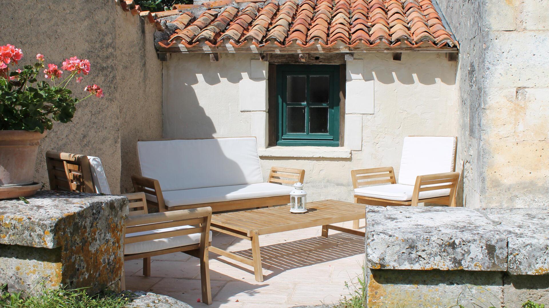Manoir de Longeveau, 2 bedroom cottage on luxury estate