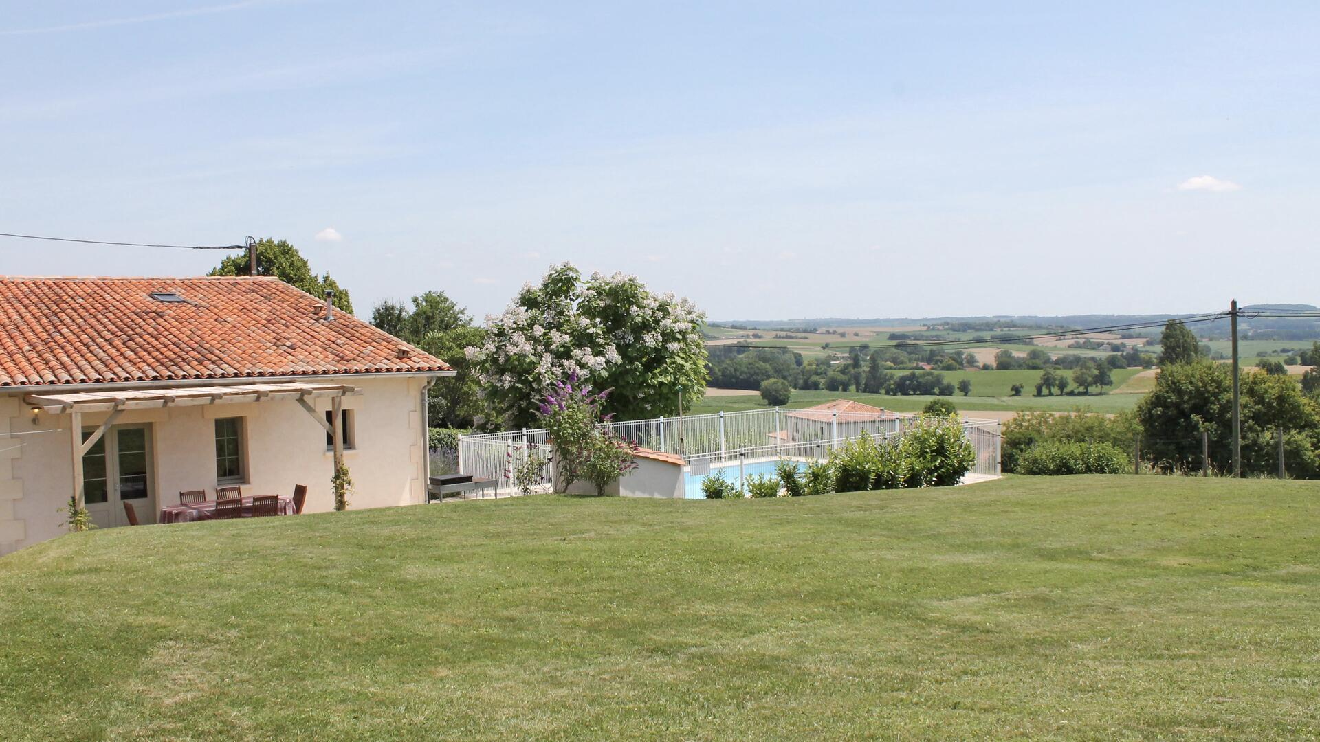 Manoir de Longeveau, 3 bed barn conversion with private pool