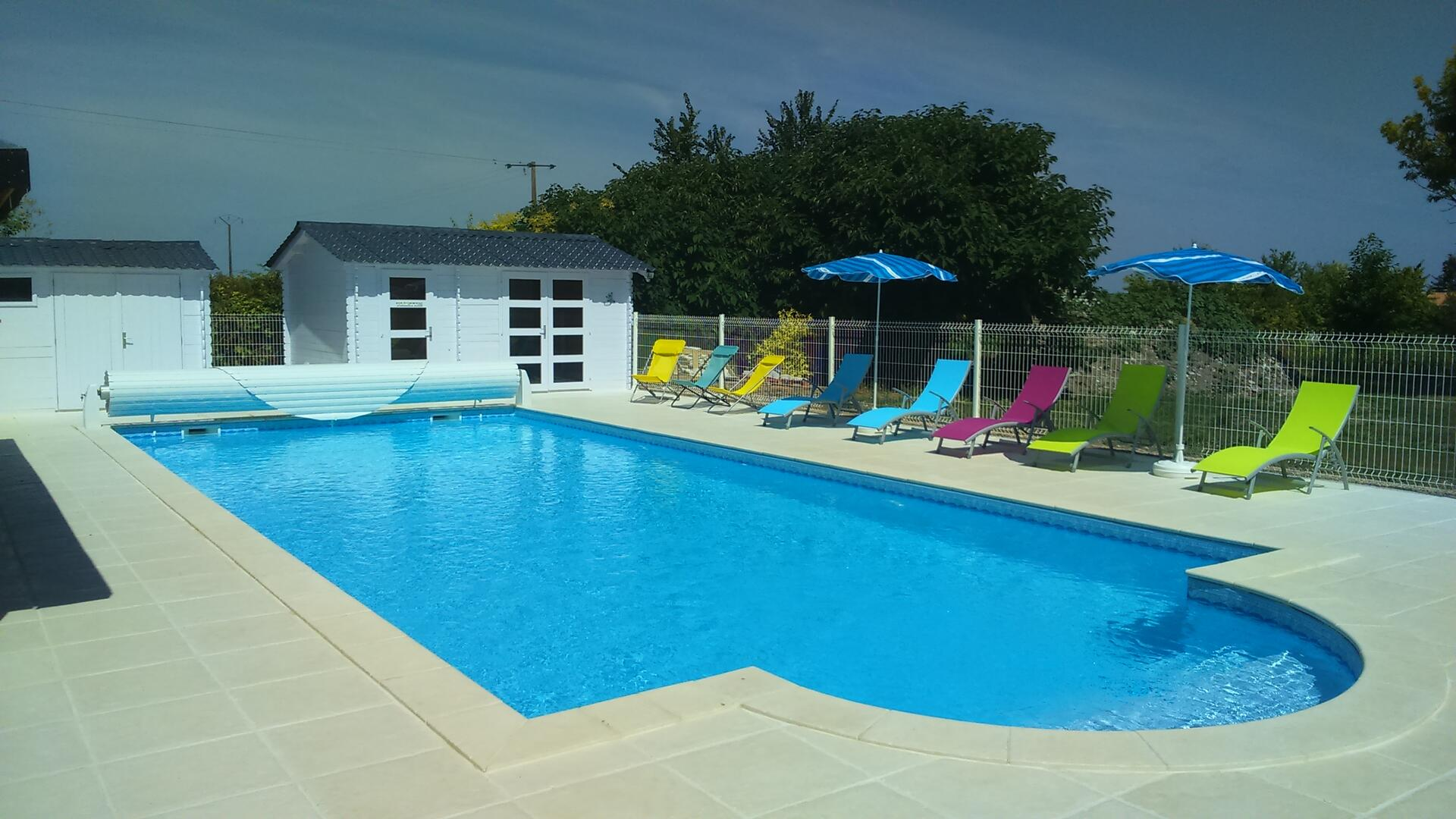 9 Bedroom Gite complex in Poitou-Charentes, France
