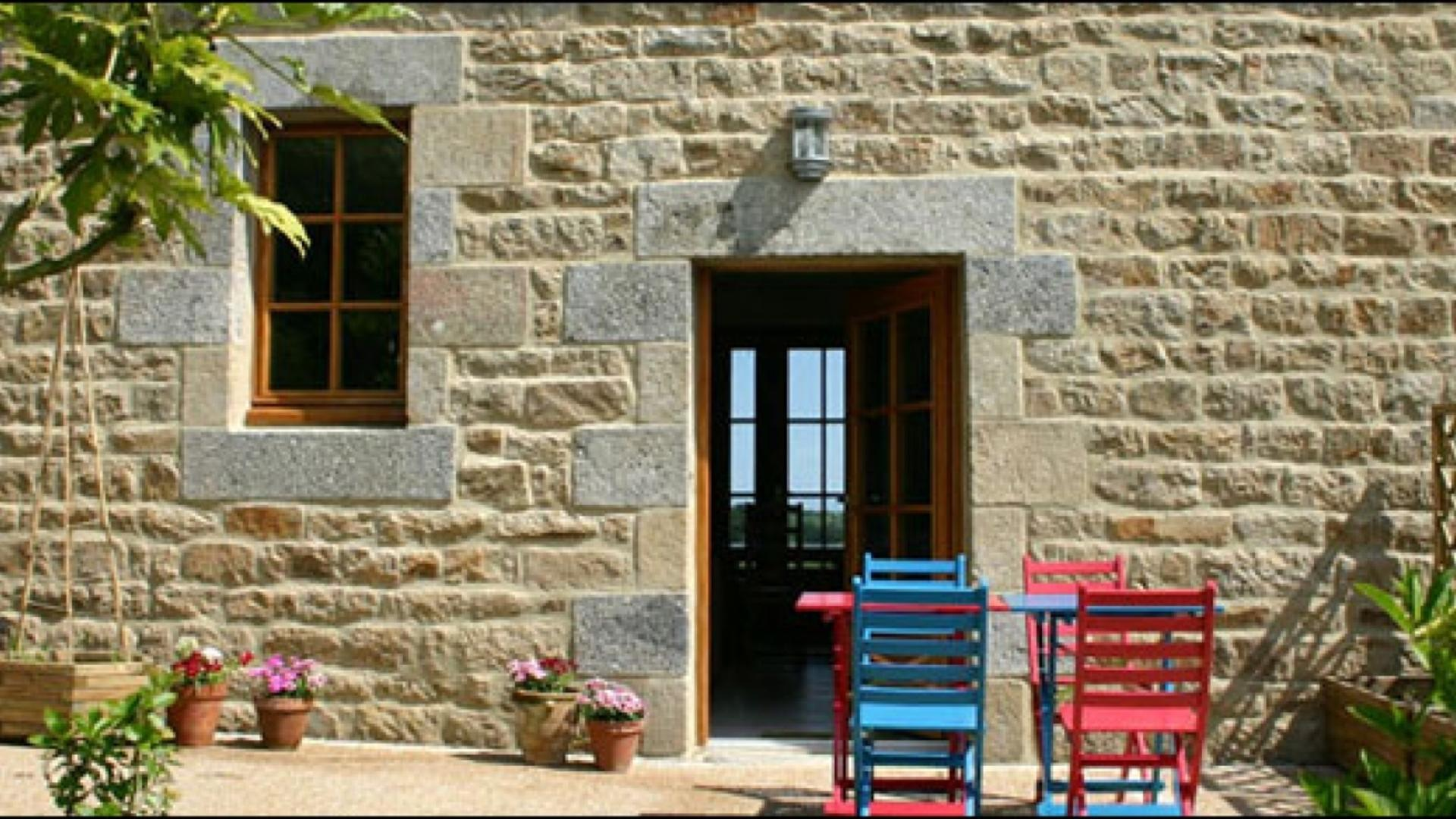 Gites en Tregor family-friendly holiday cottages in Brittany